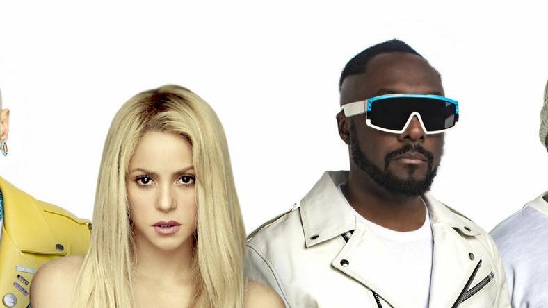 Black Eyed Peas oraz Shakira