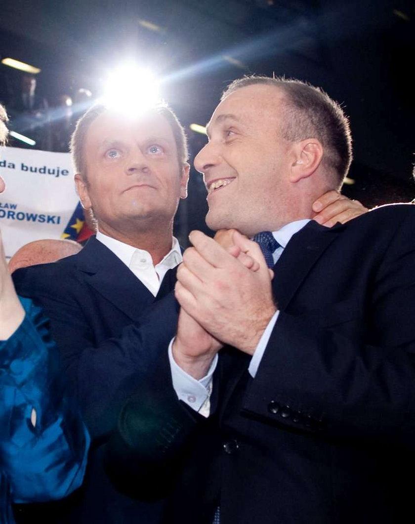 wybory prezydenckie, Donald Tusk, Grzegorz Schetyna