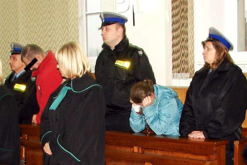 Zabójcy dwuletniej Sandry skazani na więzienie