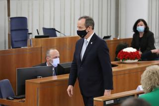 Grodzki do Białorusinów: Podziwiamy was, że walczycie o wolność