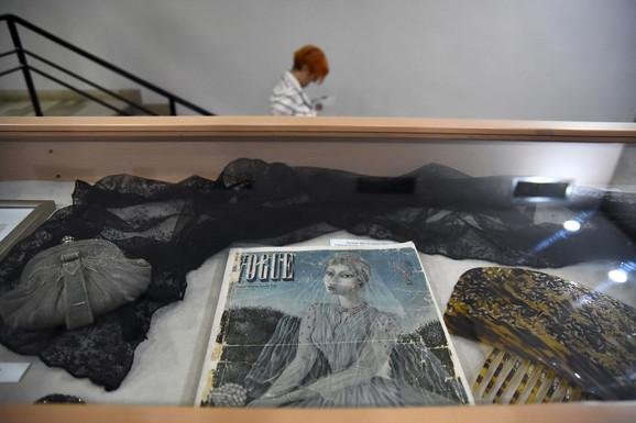 """Izložba """"Maison Barilli: Belgrade / New York"""" u Novom Sadu"""