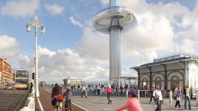 W Wielkiej Brytanii otwarto najwyższą wieżę widokową świata