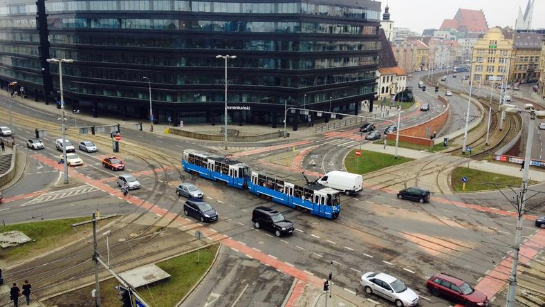 Akcja Miasto chce likwidacji przejścia podziemnego w centrum Wrocławia
