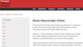 Nuty autorstwa 250 kompozytorów dostępne w sieci