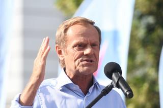 Tusk: PiS wprowadza w Polsce 'ruski ład'