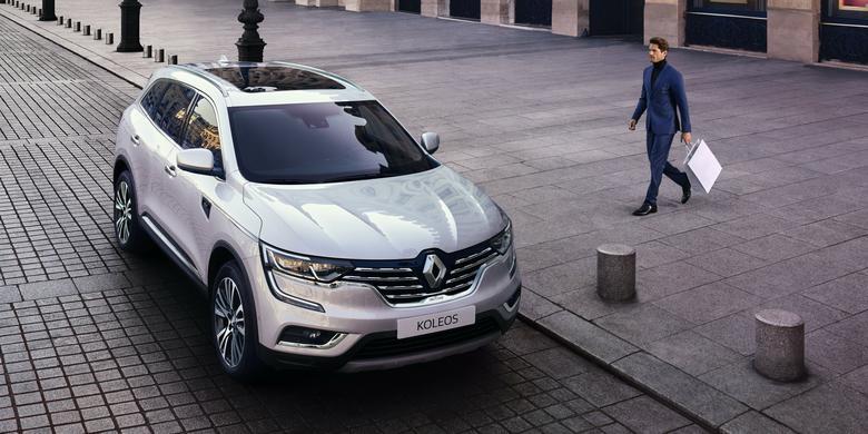 Nowe Renault Koleos – kiedy trafi do Polski?