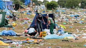 Tony śmieci po Woodstocku. Ruszyło wielkie sprzątanie