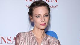 """Magdalena Boczarska odeszła z serialu """"Druga szansa"""". """"Przyjęliśmy tę wiadomość z wielkim bólem serca"""""""