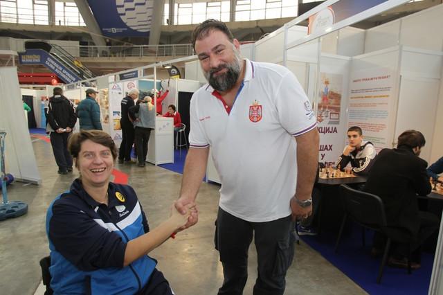 Dejan Savić i Borislava Perić Ranković