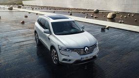 Renault Koleos z dieslem za 111,4 tys. zł