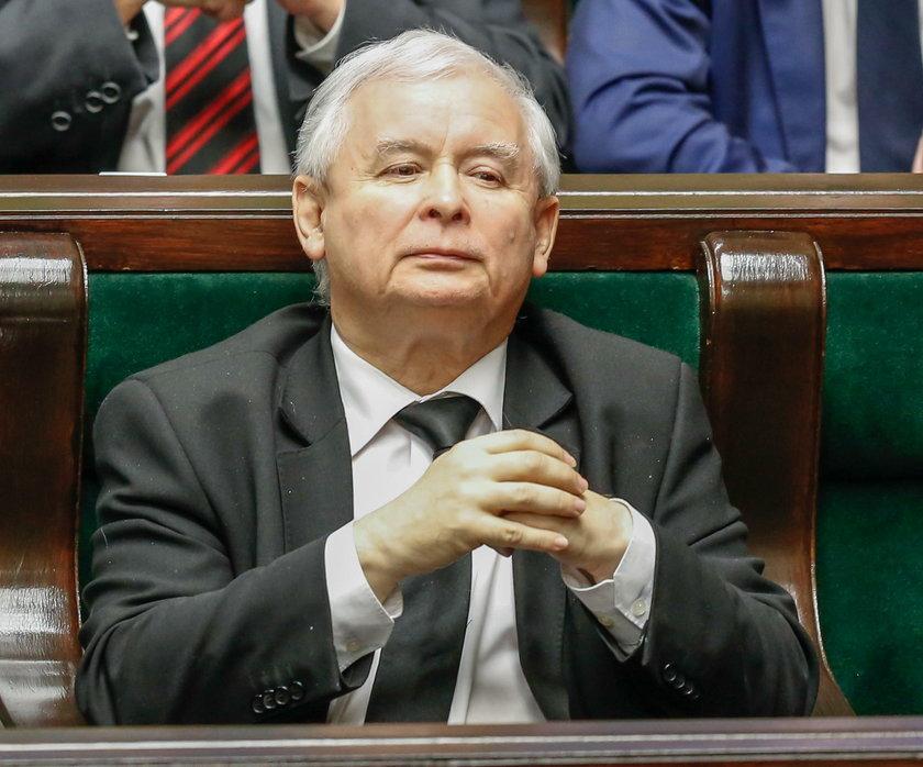 Kaczyński chce więcej wyroków!