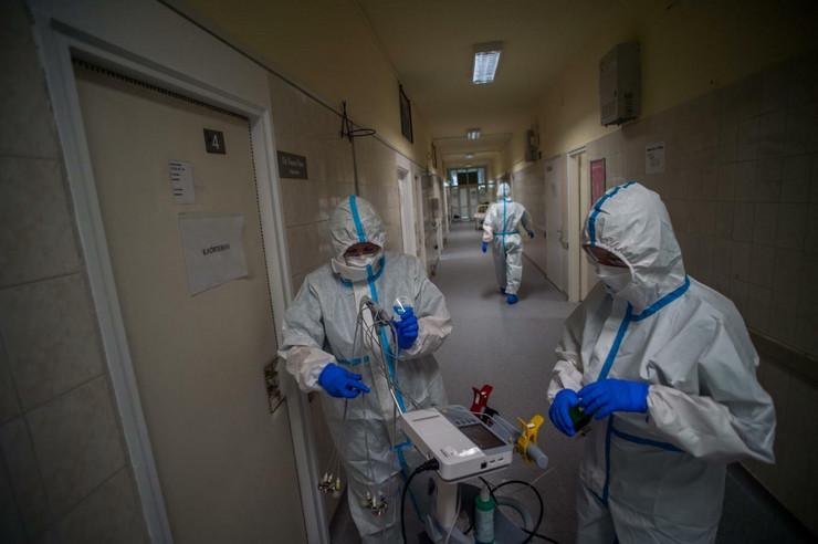 SVAKA PETA ŽRTVA EVROPLJANIN! Korona virus u svijetu odnio više od milion života!