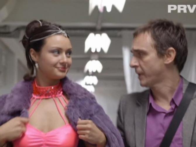 """Glumica iz serije """"Folk"""" bila je na Jelisavetinom venčanju: Njeno lice i struk će vas ODUŠEVITI!"""