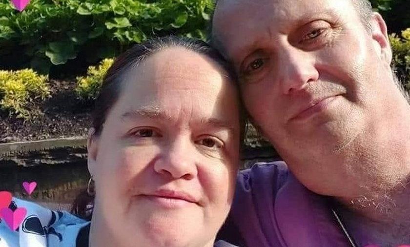 Paul i Alison żyli razem od 21 lat