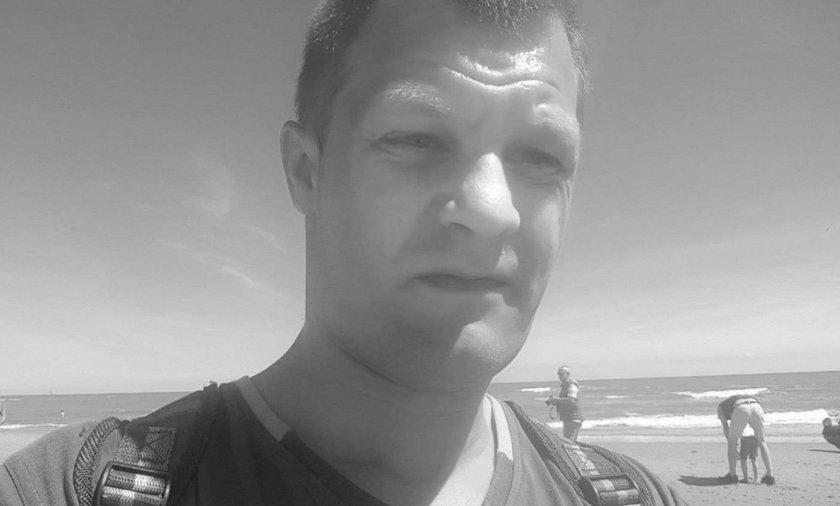 Marcin Kolczyński uratował w Holandii dzieci