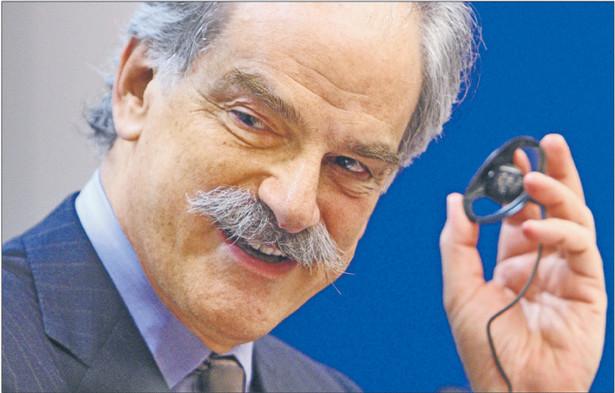 John Lipsky pracę w MFW rozpoczął zaraz po skończeniu studiów ekonomicznych Fot. Bloomberg