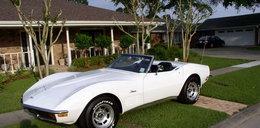 Kupił samochód od Sharon Stone