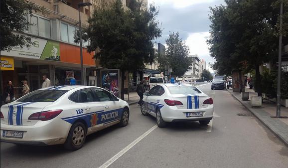 Policija još traga za telom