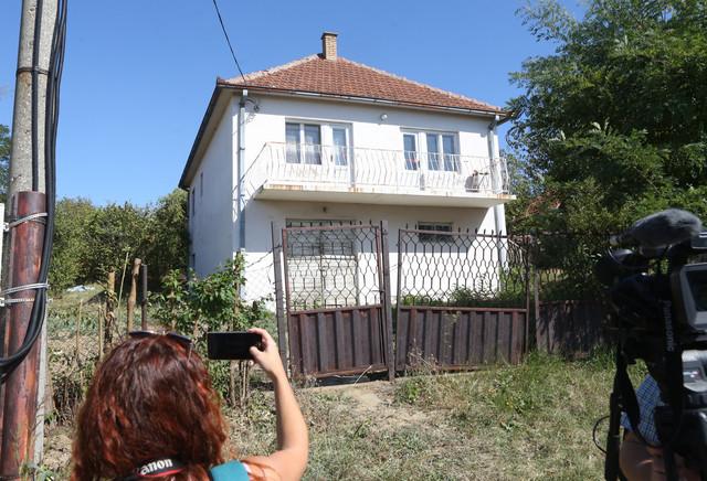Kuća u Bariču u kojoj je pronađeno Jasminino telo