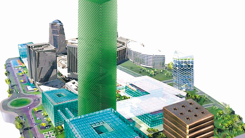Jak będą wyglądały ekologiczne miasta przyszłości?