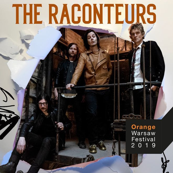 The Raconteurs na Orange Warsaw Festival 2019
