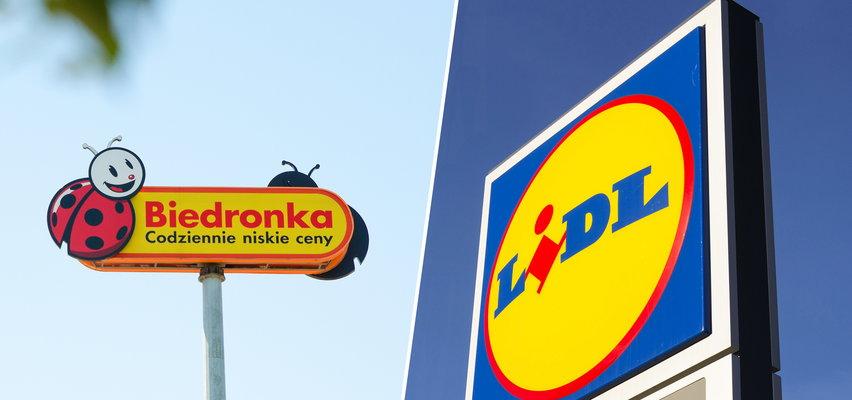 Co ciekawego od dziś w sklepach Lidla i Biedronki? Przegląd gazetek