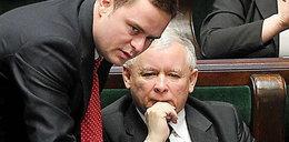 Hofman spiskował przeciw prezesowi PiS