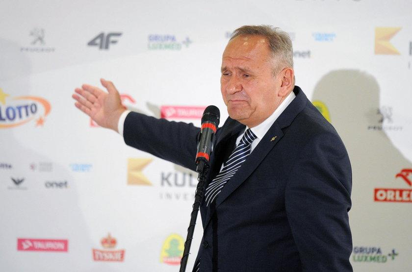 Rio 2016: Andrzej Kraśnicki o aferze dopingowej z Tomaszem Zielińskim