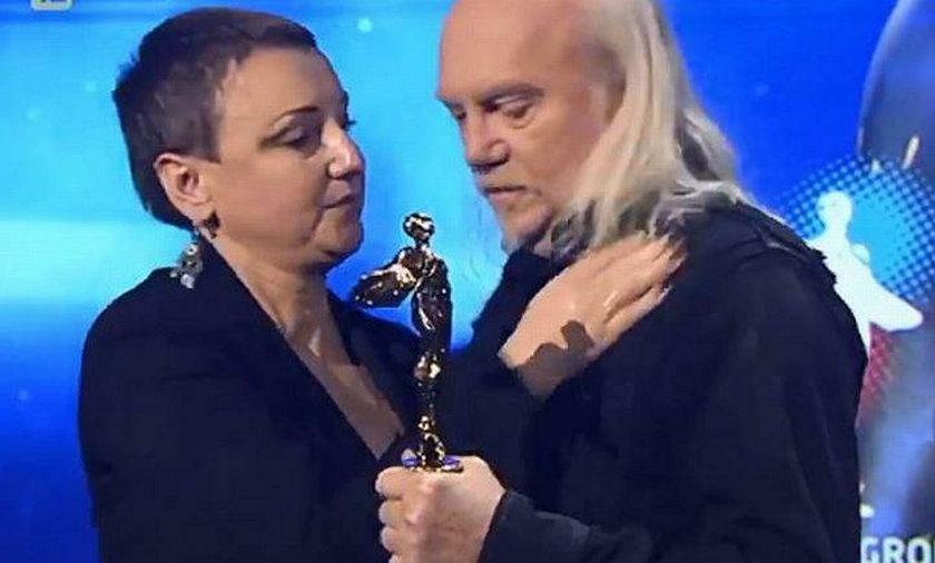 Katarzyna Wodecka i Andrzej Sikorowski