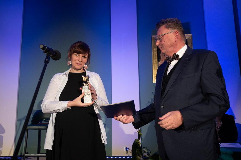 Nagroda Grand Pik dla Kamili Litman