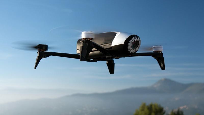 Microsoft inwestuje w mapy dla dronów