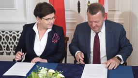 Polska i Dania podpisały memorandum w sprawie realizacji projektu Baltic Pipe