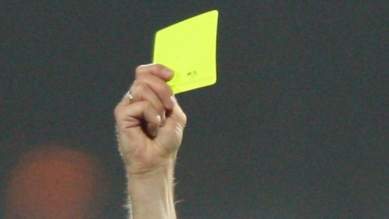 Żółte i czerwone kartki w Formule 1