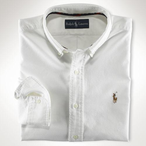 Koszulka z mankietami na guziki / Ralph Lauren