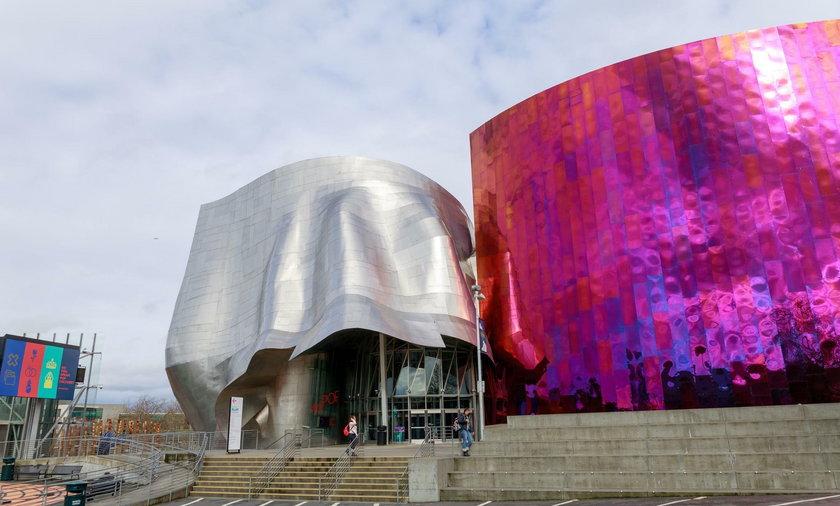 Muzeum popkultury w Seattle