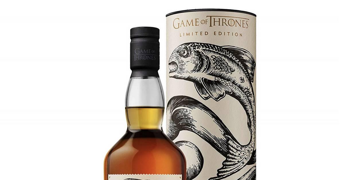 """""""Game of Thrones""""-Whiskey: Endlich launcht die Kollektion auch in Deutschland!"""