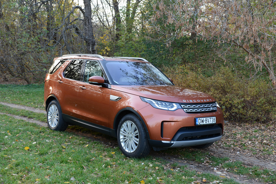 Land Rover Discovery 2.0 SD4
