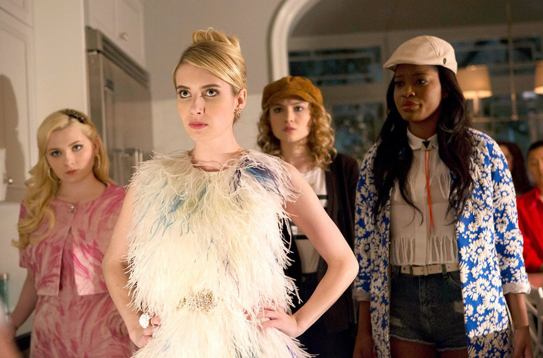 """Scream Queens"", fot. FOX"