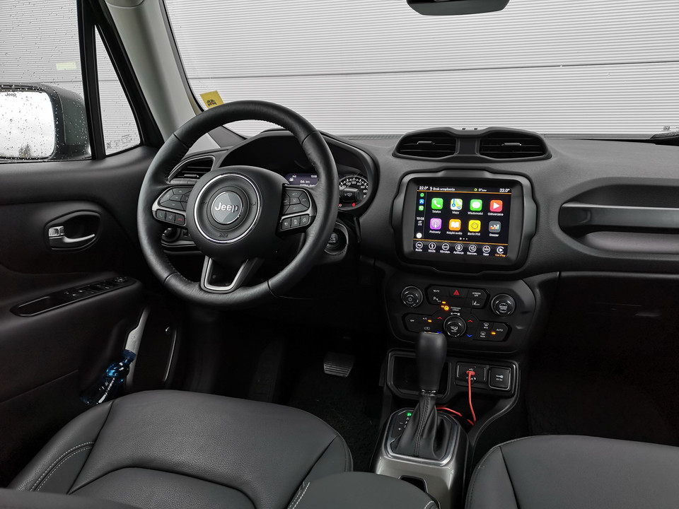 Jeep Renegade GSE-T 1.3