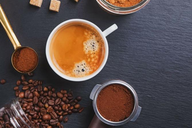 Negujte se kafom