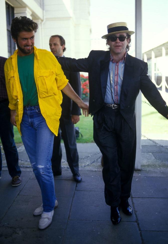 Elton i Džordž Majkl