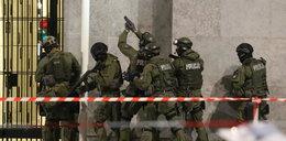Policjanci odbili zakładnika w siedzibie NBP!