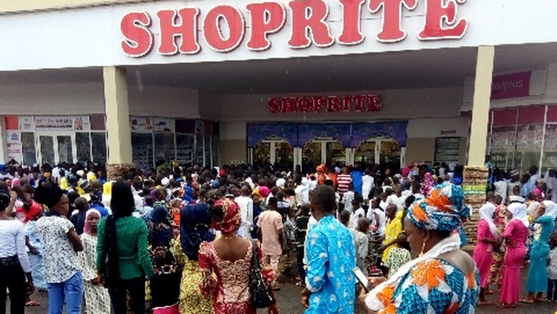 Xenophobic attacks: Police secure Kwara mall housing Shoprite  [Nairaland]