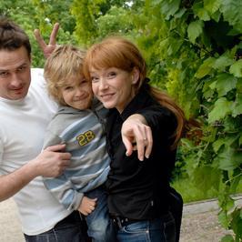 Szczęśliwa rodzina Waszaków