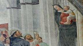 Maryja z dzieciątkiem w diabelskim wcieleniu