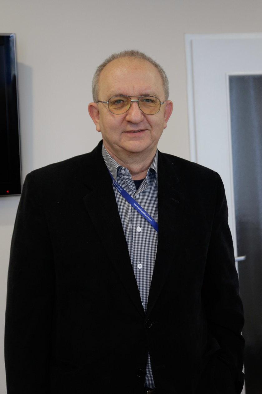 dr Jerzy Odonicz-Czarnecki, konsultant wojewódzki ds. epidemiologii
