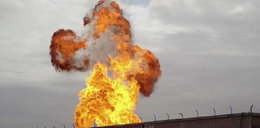 Zamach w Egipcie? Odpalili ładunki nieopodal gazociągu!