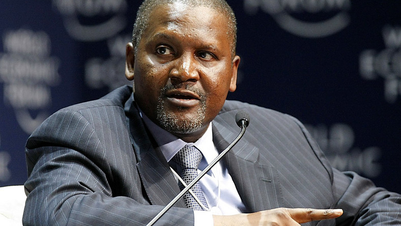 Aliko Dangote is one of the Nigerian 'Game Changers' of 2019