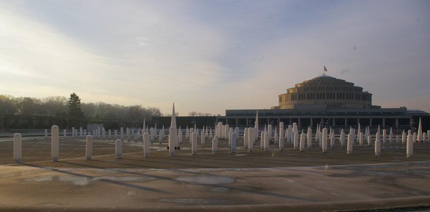 Będzie zimowa fontanna