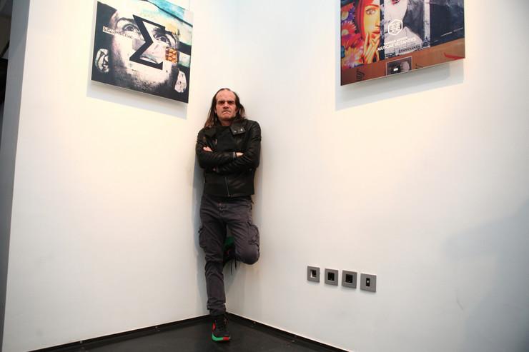 Nenad Džoni Racković, Galerija Transformator